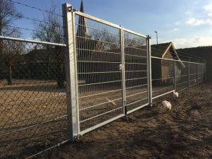 tuinpoort in dierenweide